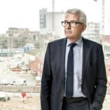 Michael Bruhn, direktør i PFA Ejendomme