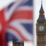 Arkivfoto: Storbritannien.