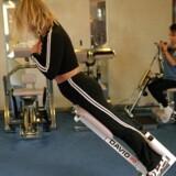 Træning af modne kvinder