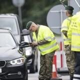 Arkivfoto: Hjemmeværn aflaster grænseplagede betjente.