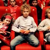 Buster Filmfestival for børn og unge i Palads Biograferne.