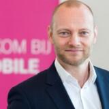 Søren Abildgaard forlader Telia-koncernen og tiltræder 1. februar som topchef for det tyskejede T-Mobile i Holland. Foto: T-Mobile