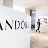 ARKIVFOTO: Pandoras hovedkvarter på Havneholmen. Fotograferet 6. februar 2017. Pandora kommer tirsdag med deres årsregnskab tirsdag den 6. februar 2018. . (Foto: Liselotte Sabroe/Scanpix 2018)