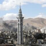 Foto: REUTERS / Bassam Khabieh / Ritzau Scanpix