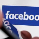 Facebook lancerer ny app i stilhed for at komme ind i Kina (Foto: Regis Duvignau/Scanpix 2017)