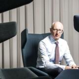 Administrerende direktør i Novo Nordisk, Lars Fruergaard Jørgensen, har i december flere gange lagt et tilbud på belgiske Ablynx, men han har begge gange fået den kolde skulder.
