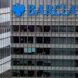 Den britiske bank Barclays anklages for anden gang for bedrageri i forbindelse med en kapitalrejsning for milliarder. Arkivfoto.