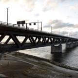 Transportminister Ole Birk Olesen (LA) vil have en bedre forbindelse for biler mellem Helsingør og Helsingborg.