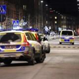 Arkivfoto: »Det er forfærdelige tal. Jeg havde ikke troet, at udviklingen ville være så ekstrem, hvis nogen havde sagt det til mig for ti år siden,« siger kriminalkommissær om udviklingen i banderelaterede skyderier og drab i Sveriges tre største byer.