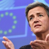 Arkivfoto. Margrethe Vestager og EU-Kommissionen vil efterforske Aspen Pharmacare, efter anklager om at selskabet har hævet prisen på fem lægemidler mod kræft med flere hundrede procent.