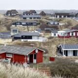 Arkivfoto. Sommerhusområde ved Søndervig.