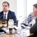 Arkivfoto. Inger Støjberg har rodet nok rundt i sagen om ulovlig instruks, mener DF, som dog fortsat freder ministeren.
