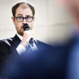 Cheføkonom i tænketanken CEPOS Mads Lundby Hansen.