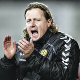AC Horsens træner Bo Henriksen.