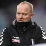AGFs cheftræner Glen Riddersholm.