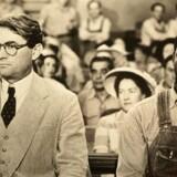 Filmatisering af »To Kill a Mockingbird« vandt tre Oscar-statuetter. I dag er den bandlyst fra undervisningen på flere skoler i USA. REUTERS/HO