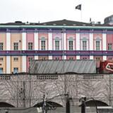 Palads-biografen i København er truet af nedrivning. 6. februar 2017 skal teknik- og miljøudvalget tage stilling. Foto: Scanpix