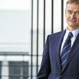 »Det er en administrativ byrde, som er ærgerlig for os,« siger koncernfinansdirektør Torben Carlsen fra rederiet DFDS om de kommende regler for bogføring af leasingudgifter. PR-foto