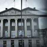 ARKIVFOTO. Danske Bank kommer fredag d. 28 april 2017 med regnskab for de første tre måneder af 2017. - -Danske Bank - afdelingen på Kongens Nytorv. (Foto: Thomas Lekfeldt/Scanpix 2017)