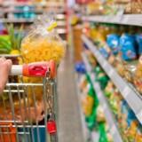 Det samlede forbrugerprisindeks steg 1,1 procent fra 2016 til 2017. Foto: Iris.