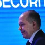 Alexander Bortnikov, chef for den føderale russiske sikkerhedstjeneste, FSB.