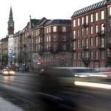 H.C. Andersens Boulevard kommer på andenpladsen over vejstrækninger i Danmark, hvor der er blevet uddelt flest fartbøder - de sådkalte ATK-bøder - i 2016.