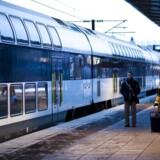 En større udskiftning af tog står for døren. Foto: Jonas Vandall/Scanpix