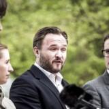 Arkivfoto. Henrik Sass Larsens idé om afkriminalisering af hash vinder ikke opbakning hos Socialdemokratiet (Foto: Michael Drost-Hansen/Ritzau Scanpix)