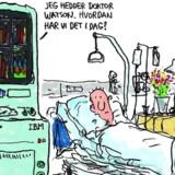 Mængden af data om danskernes sundhed og helbred stiger eksplosivt i disse år. I Horsens satser man på, at det - med hjælp fra super-computere og kunstig intelligens - kan give mulighed for at forudsige, hvilke borgere der vil løbe ind i alvorlig sygdom - og hvornår, så der i tide kan sættes ind med forebyggende indsatser.