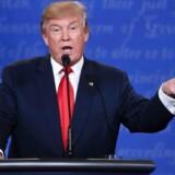 Arkivfoto. »Med Donald Trump ved roret i USA vil det for mange politiske beslutninger betyde, at bæredygtighedsagendaen globalt set vil blive sat tilbage – eller i bedste fald blive på samme niveau som nu. Og der er ikke nogen tvivl om, at der vil blive udfordringer med at forhindre tilbagegang.«