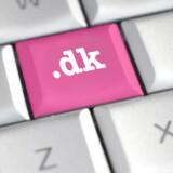 Danskere, der ejer en internetadresse med .dk som efternavn, skal nu bruge NemID i et tiltag mod fup og snyd. Arkivfoto: Iris/Scanpix