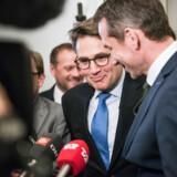 Erhvervsminister Brian Mikkelsen (K) tror på, at digitalisering betyder, at vi får flere arbejdspladser i Danmark. Arkivfoto. Scanpix/Ida Marie Odgaard