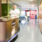 Arkivbillede af Herlev Hospital.