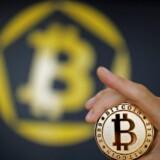 Arkivfoto. Bitcoin koster mandag 2761 dollar mod 2746 dollar fredag og bevæger sig dermed tættere på den hidtil højeste kurs.