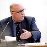 Transportminister, Kristian Pihl Lorentzen.