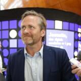 Flere virksomhedsledere prøvede at irettesætte Anders Samuelsen (LA) ved en stor konference tirsdag.