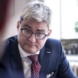 Søren Pind: »Den væsentlige opgave lige nu bliver at stramme kvaliteten, så vi får bedre kvalitet til dem, der faktisk studerer.«