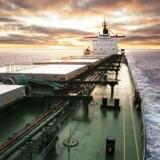 Det tumultariske år i shippingindustrien er mundet ud i tre store, overordnede alliancer, hvilket skaber frygt blandt tilsynsmyndigheder og eksporfirmaer om karteldannelse og færre sejladser. Foto: Iris