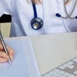 Antallet af ansøgere om patienterstatninger er faldet. Free/Colourbox