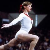 Korbut vandt OL-guld på bom i München. Men medaljen var ikke en del af samlingen, fordi den tidligere er blevet stjålet.