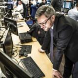Cheføkonom hos Danske Bank, Las Olsen, ser en dansk økonomi med potentiale til mere.