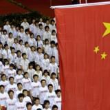 Medlemskab af Den Kommunistiske Ungdomsliga er vigtigt for unge kinesere, der drømmer om at gøre karriere i partiet.