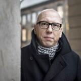 Dansk Folkepartis kultur- og folkeskoleordfører, Alex Ahrendtsen, har 53% af danskerne bag sit ønske om danske navne til danske uddannelser, men regeringen ønsker umiddelbart ikke at regulere området. Arkivfoto.