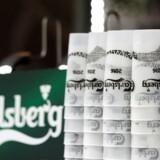 Carlsberg falder med 1,5 pct. til 668 kr. fra start.