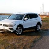 VW Tiguan Allspace for