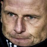 FCKs sæson ligger i ruiner og med pokalnederlaget venter en mentalt hård kamp for at nå Europæisk fodbold gennem Alka Superligaen, siger Ståle Solbakken. Arkivfoto.