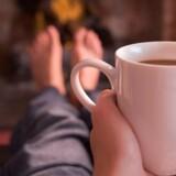 En, fem eller ti kopper kaffe? Der er ingen grund til at bekymre sig om, at man drikker for meget af den sorte drik. Colourbox