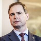 Socialdemokratiets politiske ordfører Nicolai Wammen.