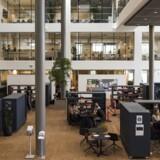 Ringere undervisning, mindre tid til de enkelte studerende og dermed også dårligere dimittender. Universiteter frygter forringelser af de samfundsvidenskabelige, humanistiske og juridiske uddannelser. Arkiv foto fra Københavns Universitet.