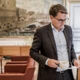 Erhvervsminister, Brian Mikkelsen (K).